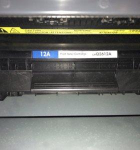 Hp laserjet 1010 принтер