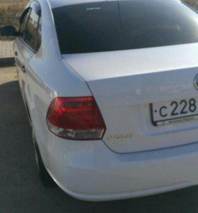 Volkswagen polo 2011г.в.