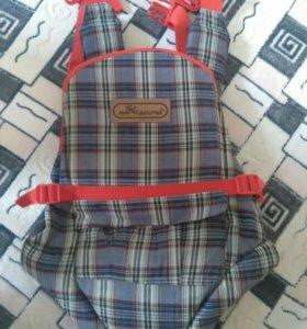 Детский рюкзак кенгуру с 3 месяцев