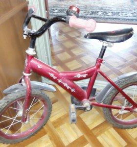 Велосипед от 3 до 7 лет