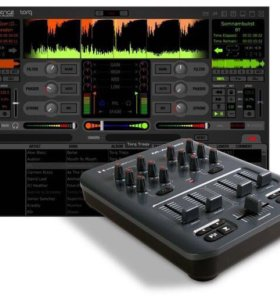DJ-установка M-Audio X-session Pro