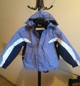 Куртка-ветровка для мальчика Kerry, на 3-4 года.