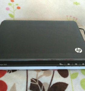 Сканер HP SkanJet 300