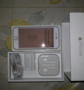 iPhone 6, 64gb, gold