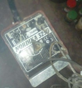Сварочный аппарат нордика 3250
