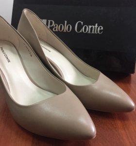 Туфли от Paolo Conte