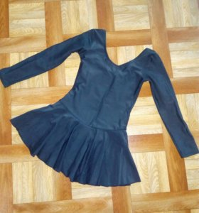 Платье для занятий танцами.