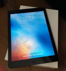 iPad Air WiFi Cell 128 GB Space Gray