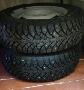 Колеса R13 на ВАЗ