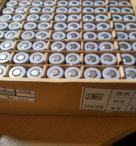 Аккумулятор 18650 li-ion 3.7в 2500мач