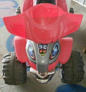 Квадрацикл детский ,вес до 35 кг.