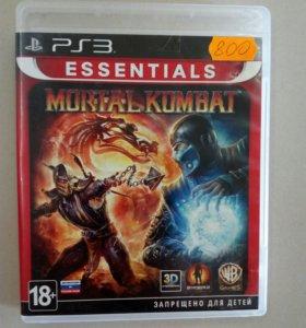 Sony 3 Mortal Kombat