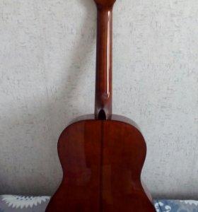 Гитара подростковая 6 струн с чехлом