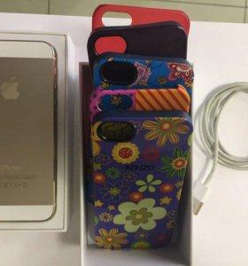 iPhone 5s 16 Gb gold