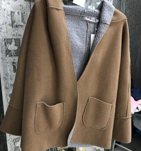 Накидка пиджак