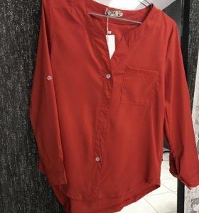 Красна рубашка