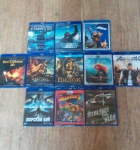 Блю-Рэй диски с фильмами