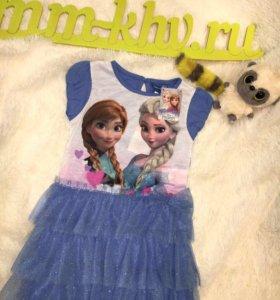 Платье Эльза