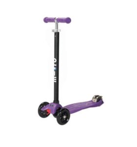 Новый самокат Maxi Micro фиолетовый оригинал