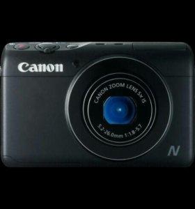 Компактная камера Ganon Power Shot N100
