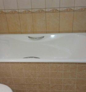 Ванна чугунная Roca Испания 1,7  м