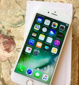 IPhone 6 16гб Новый золотой