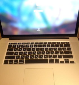 Macbook Pro 15 Retina Late 2013