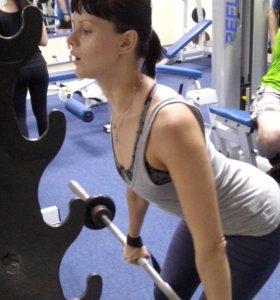 Фитнесс - тренер тренажерки