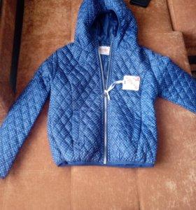 Курточка На девочку 10лет