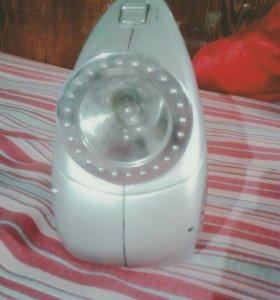 Магнитофон-радио-фанарик