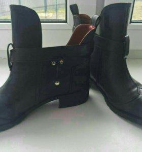 Hermes ботинки