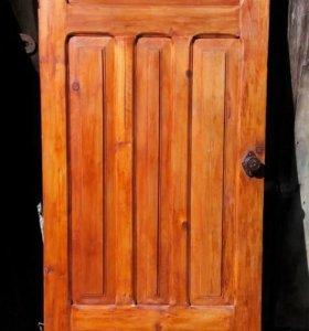 Дверь выс:196.5 шир:84.5
