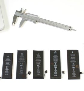 Аккумуляторы iPhone 4/4s/5/5s/5c/6