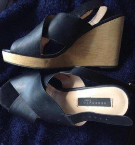 Туфли-сандали-босоножки reserved