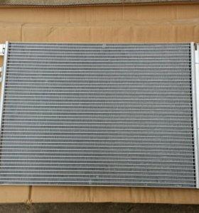 Радиатор кондиционера новый на ларгус,логан,дастер