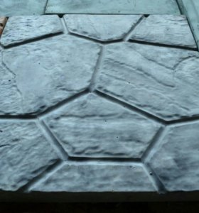 Тротуарная плитка 500х500х50 Ларнака