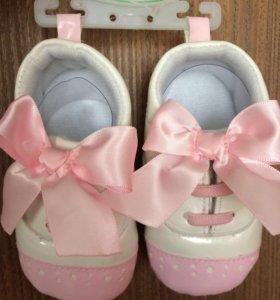 Продам туфельки для маленькой принцессы