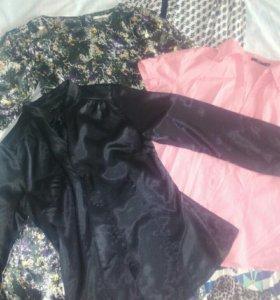 Женская одежда, БУ, в хорошем состоянии