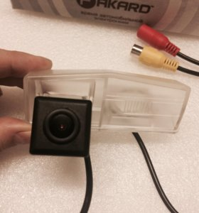 Штатная камера заднего вида RAV4