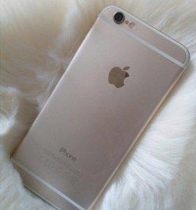Айфон 6 золотой