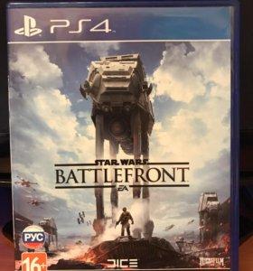 StarWars Battlefront для PlayStation 4