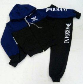 Новый спортивный костюм ARMANI