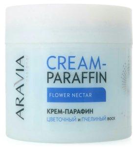 """Крем- парафин""""Цветочный нектар"""" 270 мл."""