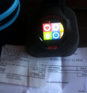 Умные-часы Alcatel Go Watch SM03