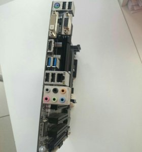 Плата + процессор Intel Celeron G1840