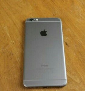 Iphone 6 (16) Space Gray