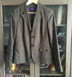 Льняной жакет (пиджак) MEXX