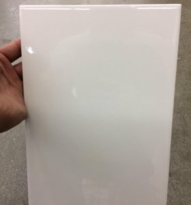 Плитка настенная 20х30 белая