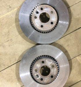 Тормозные диски Volvo 16.5