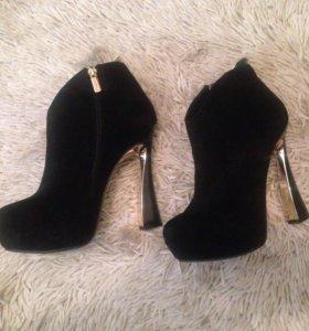 Ботинки Sachа Fabiani